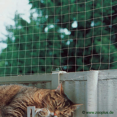 Cat fencing cat safe fencing cat friendly fencing - Mosquiteras leroy merlin instalacion ...