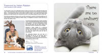 Cattery Design book foreword by Cats Protection