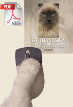 Cattery Design book chapters to download
